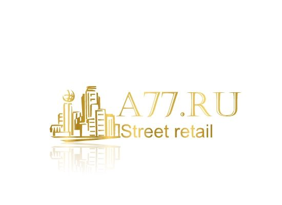 Лого для сайта по коммерческой недвижимости A77.RU - дизайнер jokito