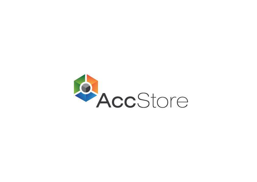 Логотип для магазина аккаунтов - дизайнер Erlan84