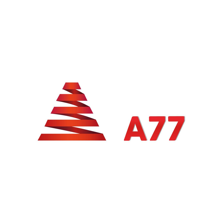 Лого для сайта по коммерческой недвижимости A77.RU - дизайнер Nikalaus