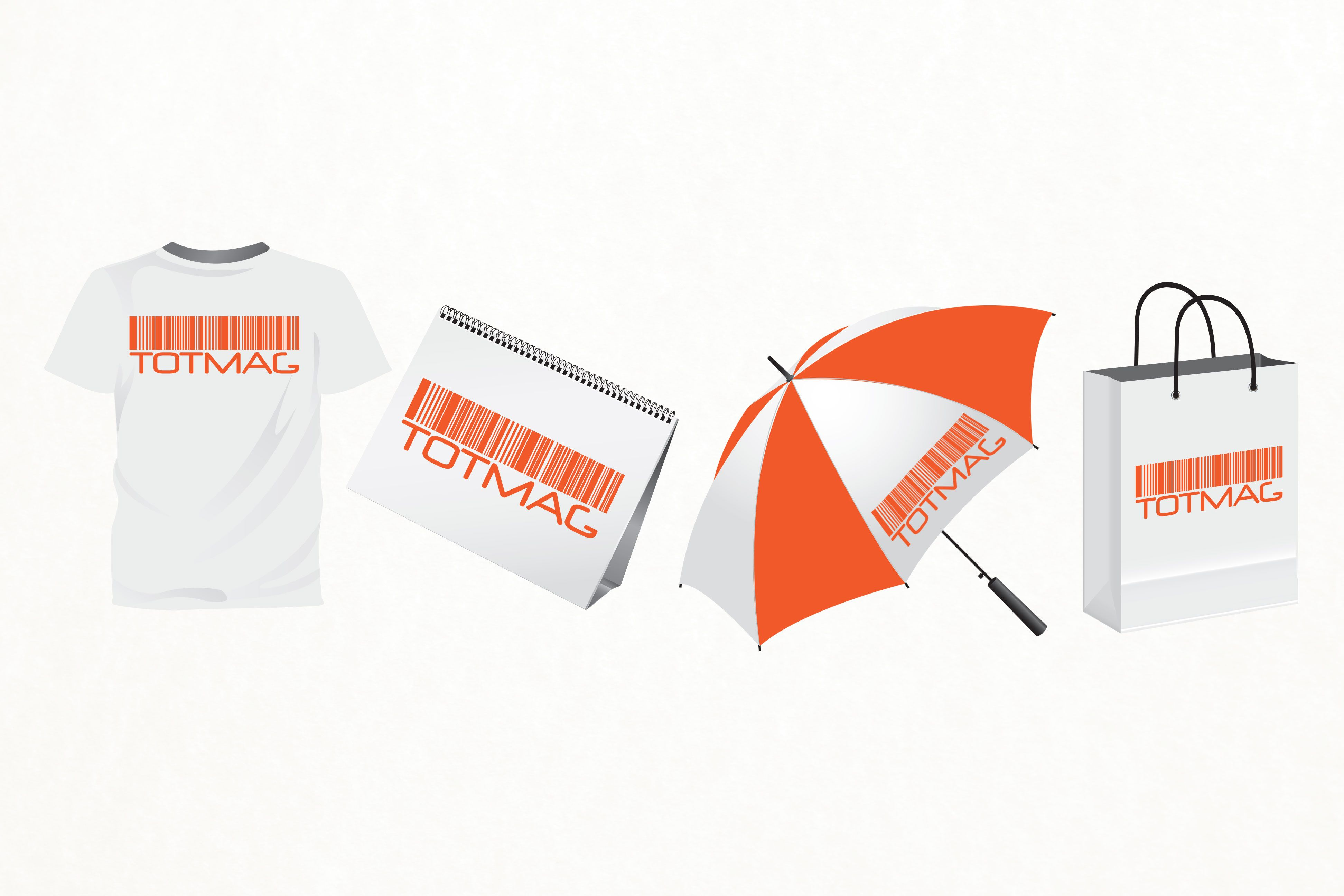 Логотип для интернет магазина totmag.ru - дизайнер antoxa1911