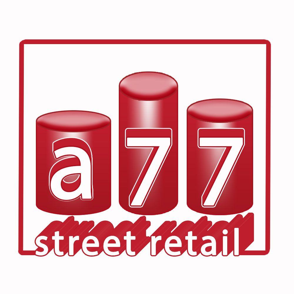 Лого для сайта по коммерческой недвижимости A77.RU - дизайнер zolo4iv