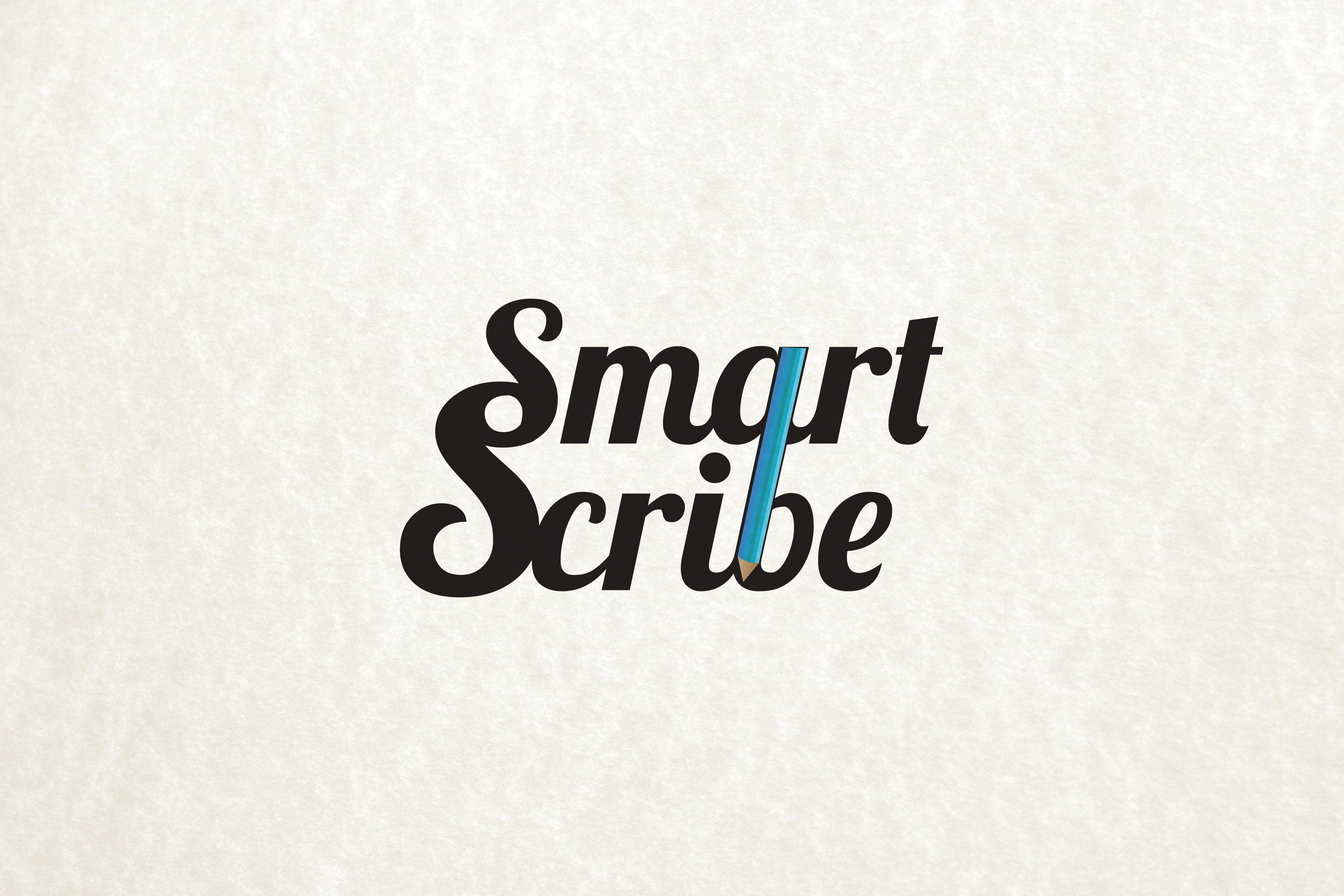 Лого, визитка и шаблон презентации для SmartScribe - дизайнер antoxa1911