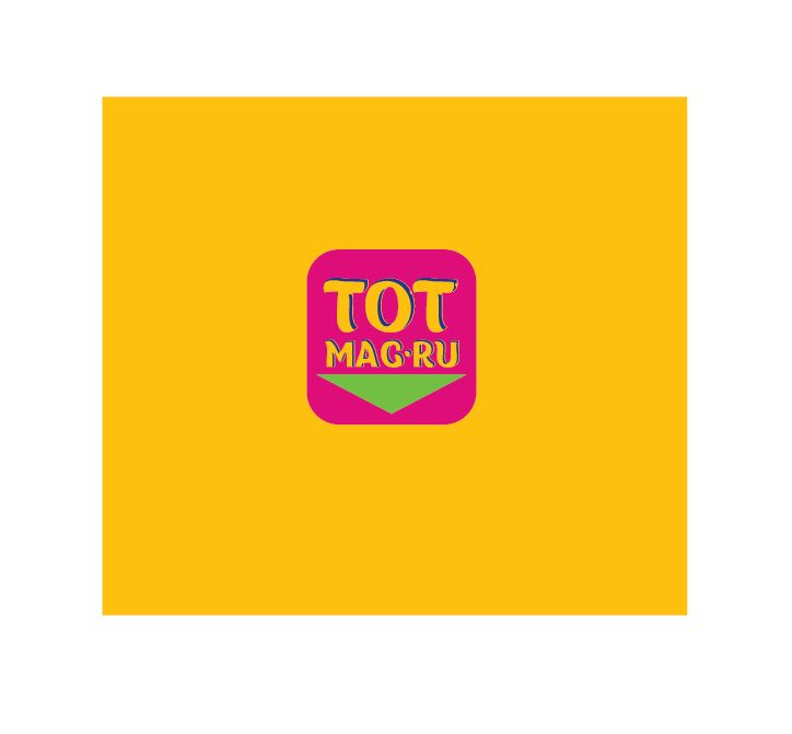 Логотип для интернет магазина totmag.ru - дизайнер chitatusa