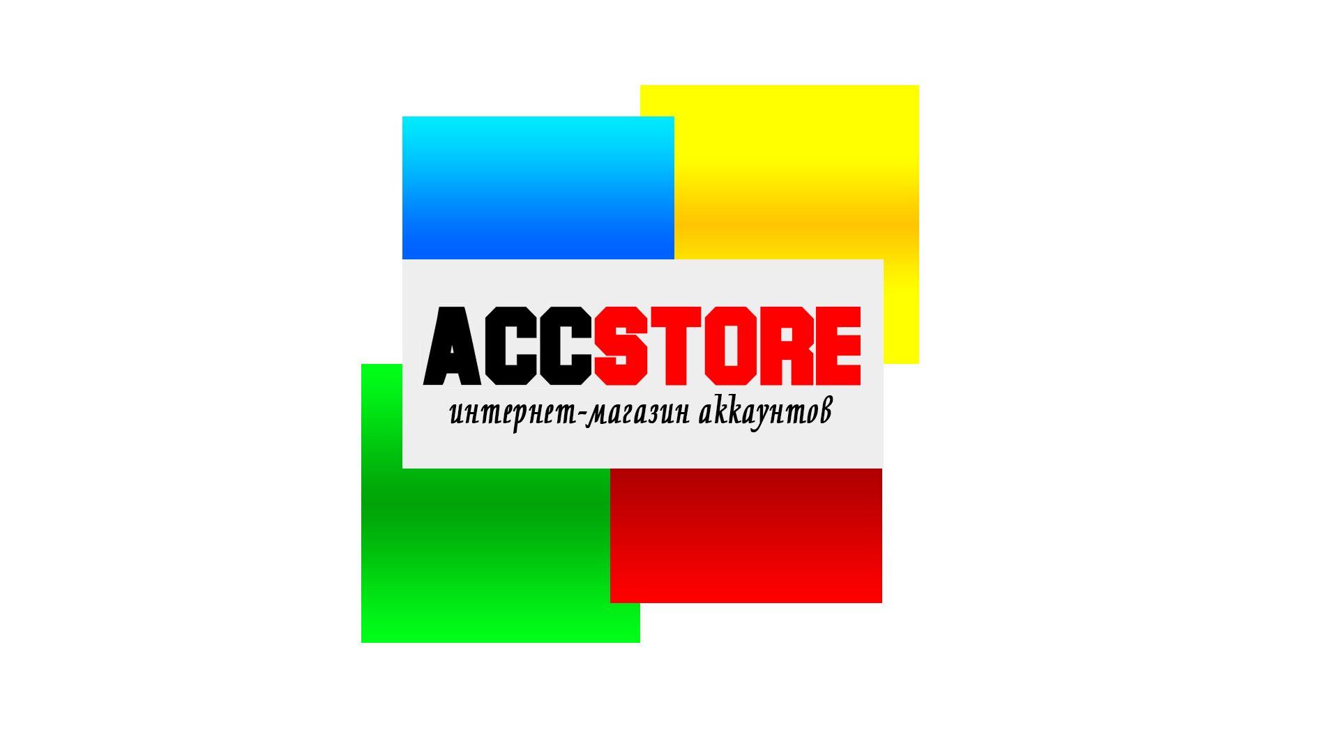 Логотип для магазина аккаунтов - дизайнер RayGamesThe