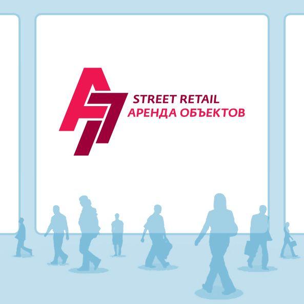 Лого для сайта по коммерческой недвижимости A77.RU - дизайнер Massover