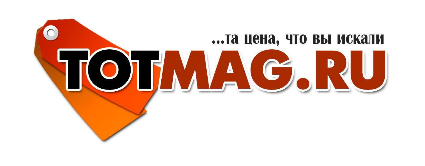 Логотип для интернет магазина totmag.ru - дизайнер progressor