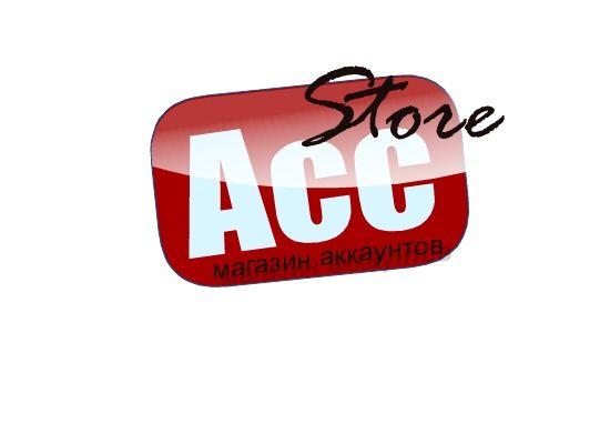 Логотип для магазина аккаунтов - дизайнер jokito