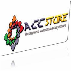 Логотип для магазина аккаунтов - дизайнер Askar24
