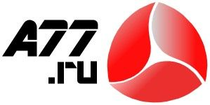Лого для сайта по коммерческой недвижимости A77.RU - дизайнер Vraizen