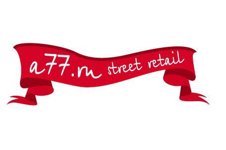 Лого для сайта по коммерческой недвижимости A77.RU - дизайнер ostrovart