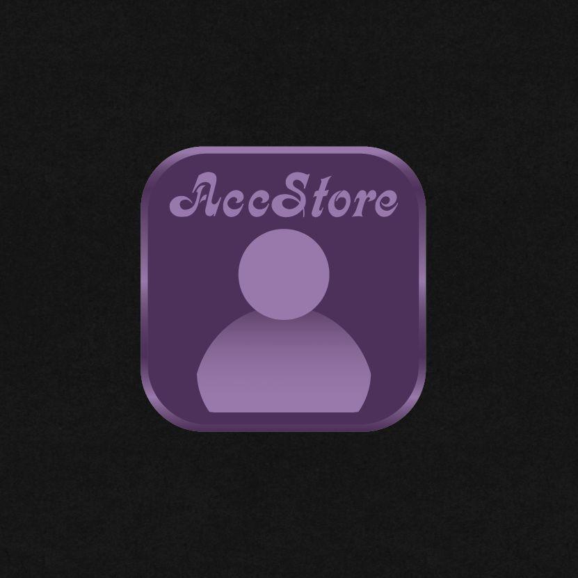 Логотип для магазина аккаунтов - дизайнер Spaiti