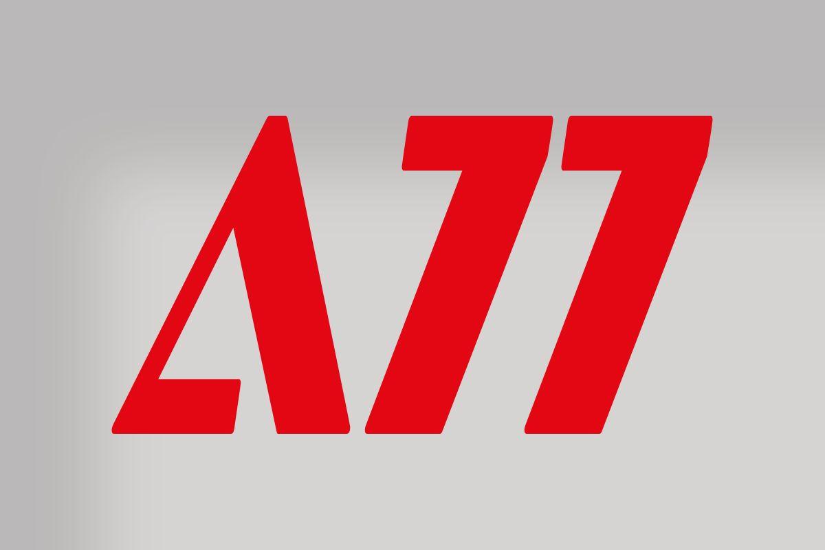 Лого для сайта по коммерческой недвижимости A77.RU - дизайнер dreamveer