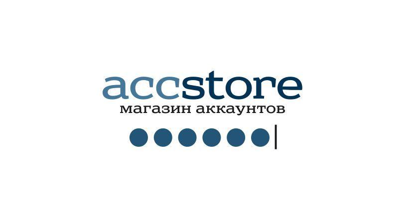 Логотип для магазина аккаунтов - дизайнер everypixel