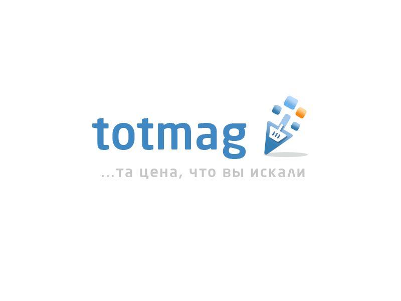 Логотип для интернет магазина totmag.ru - дизайнер karina_a