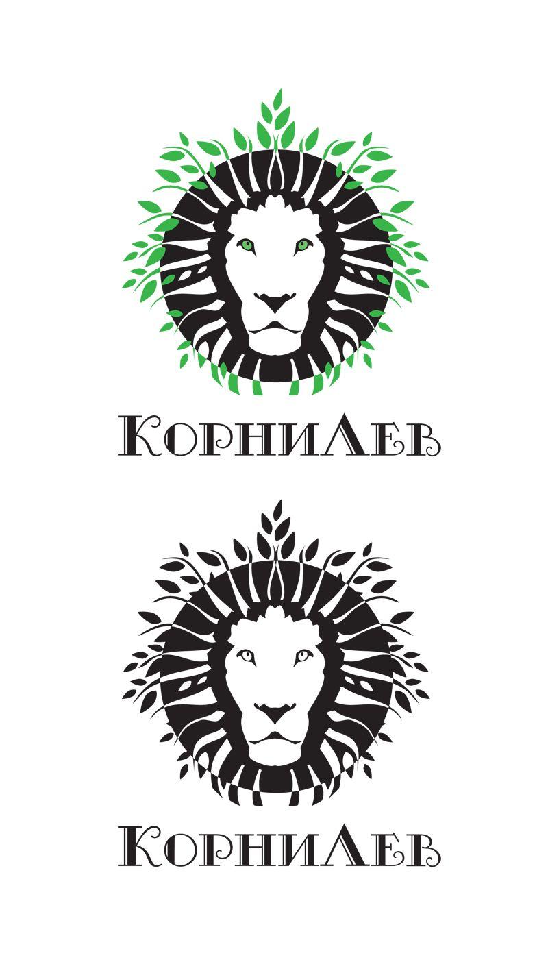 Логотип для компании КорниЛев - дизайнер harchenya