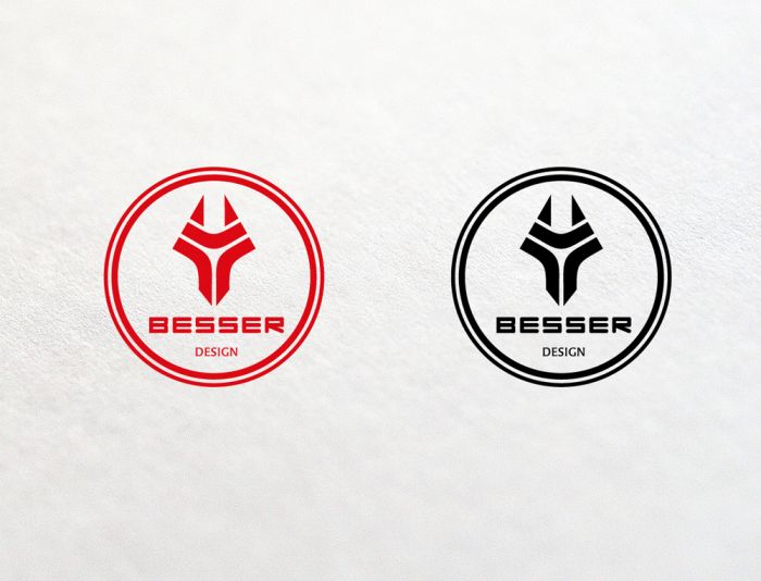 Логотип для тюнинг-ателье BESSER - дизайнер mz777