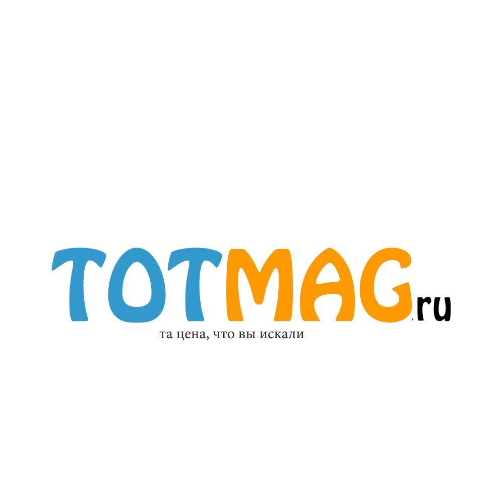 Логотип для интернет магазина totmag.ru - дизайнер optimuzzy