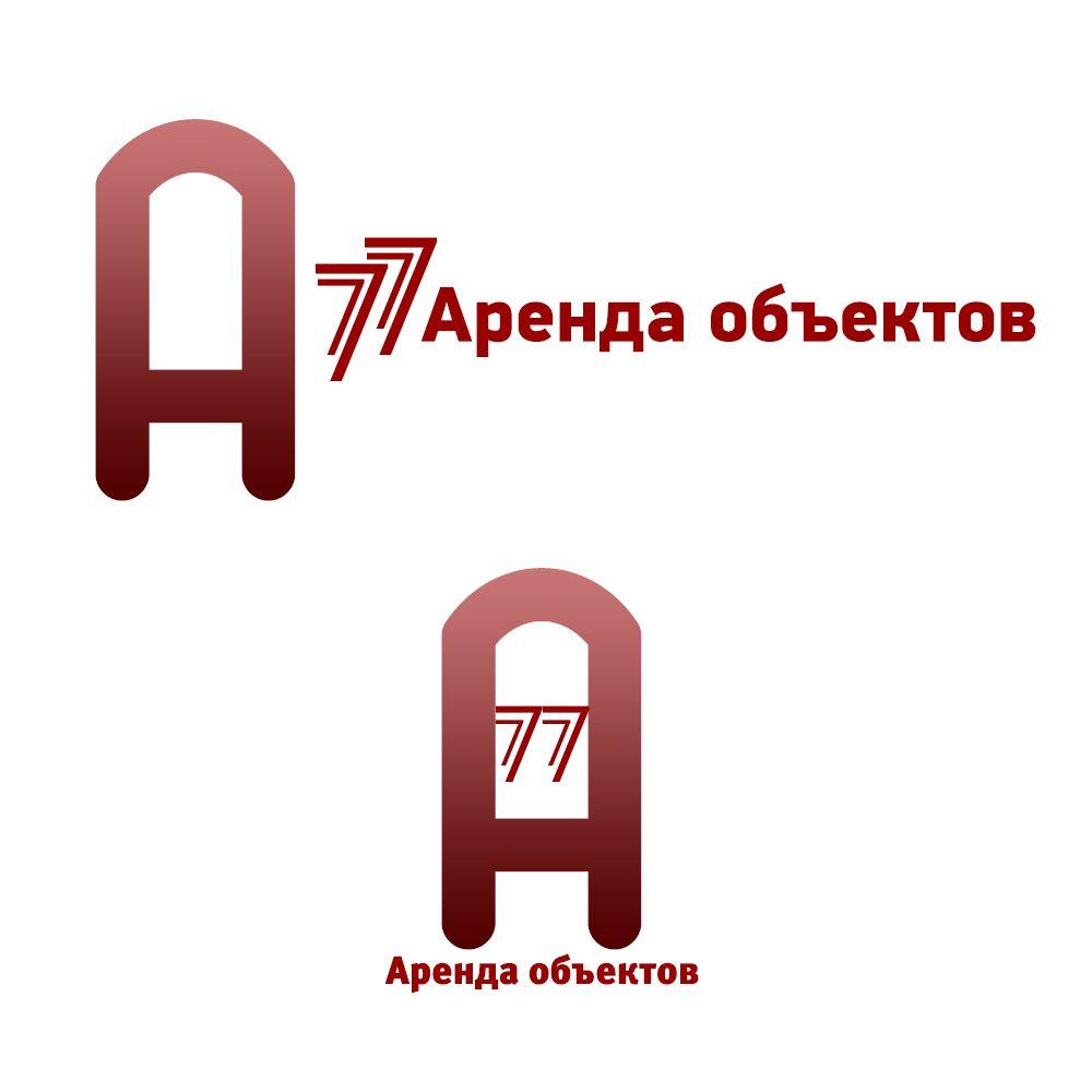 Лого для сайта по коммерческой недвижимости A77.RU - дизайнер optimuzzy