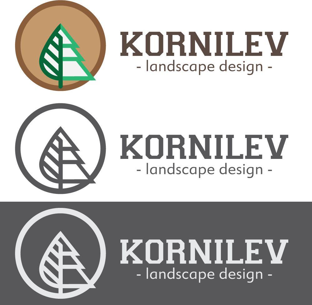 Логотип для компании КорниЛев - дизайнер nevatas