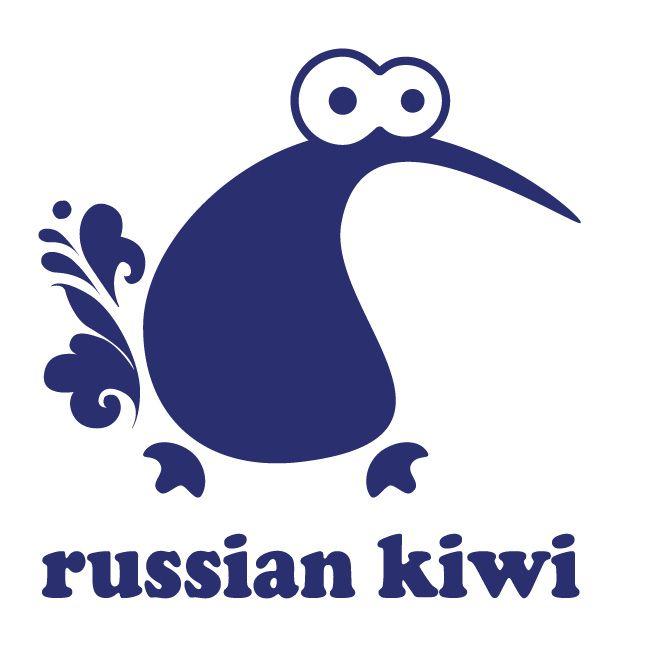 Логотип форума русских эмигрантов в Новой Зеландии - дизайнер kotesmile