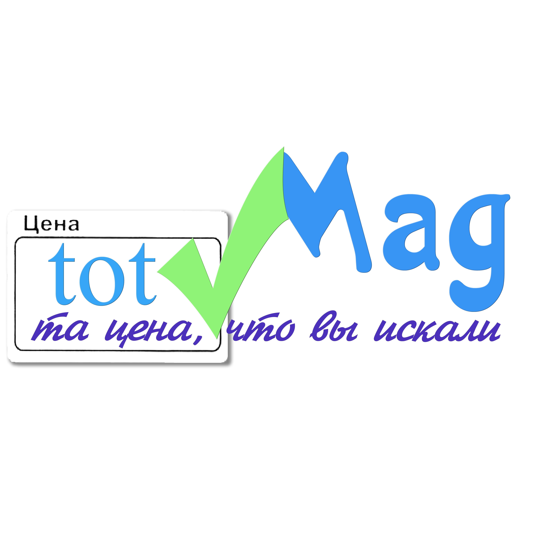 Логотип для интернет магазина totmag.ru - дизайнер Katrin_Chik
