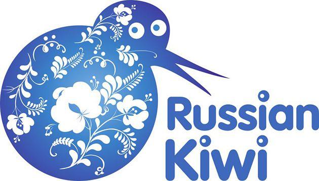 Логотип форума русских эмигрантов в Новой Зеландии - дизайнер U_RAN