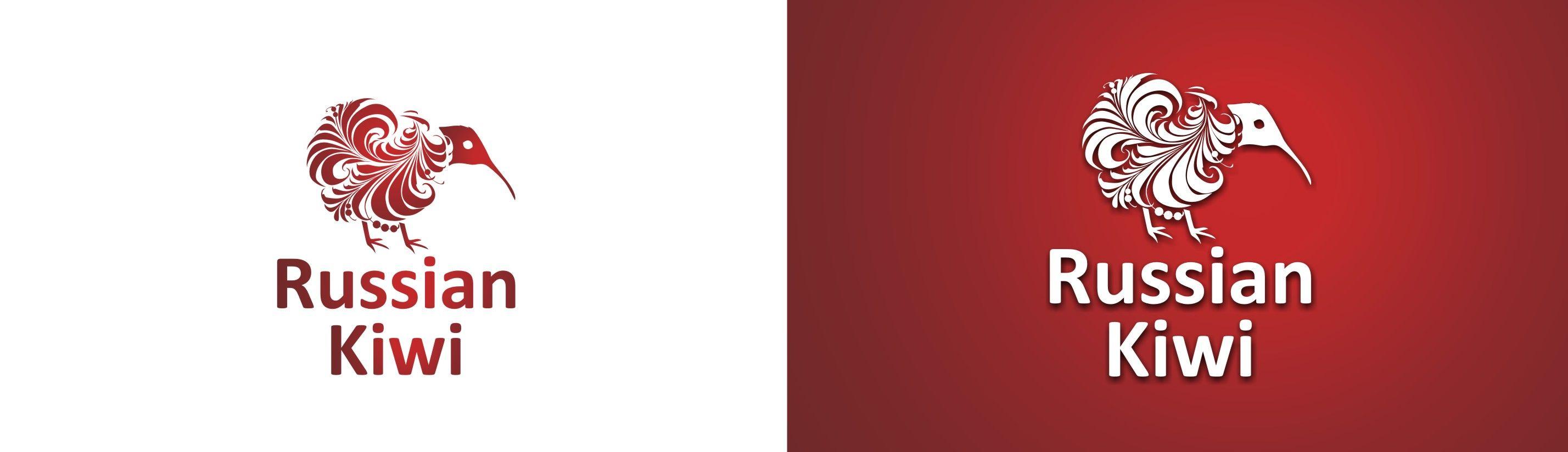 Логотип форума русских эмигрантов в Новой Зеландии - дизайнер aikam