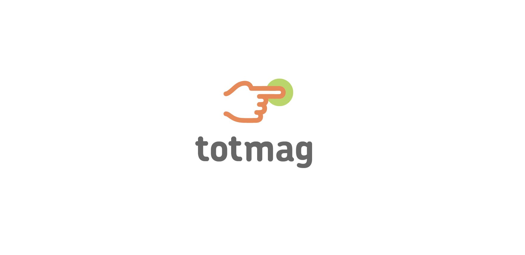 Логотип для интернет магазина totmag.ru - дизайнер exilim-uncor