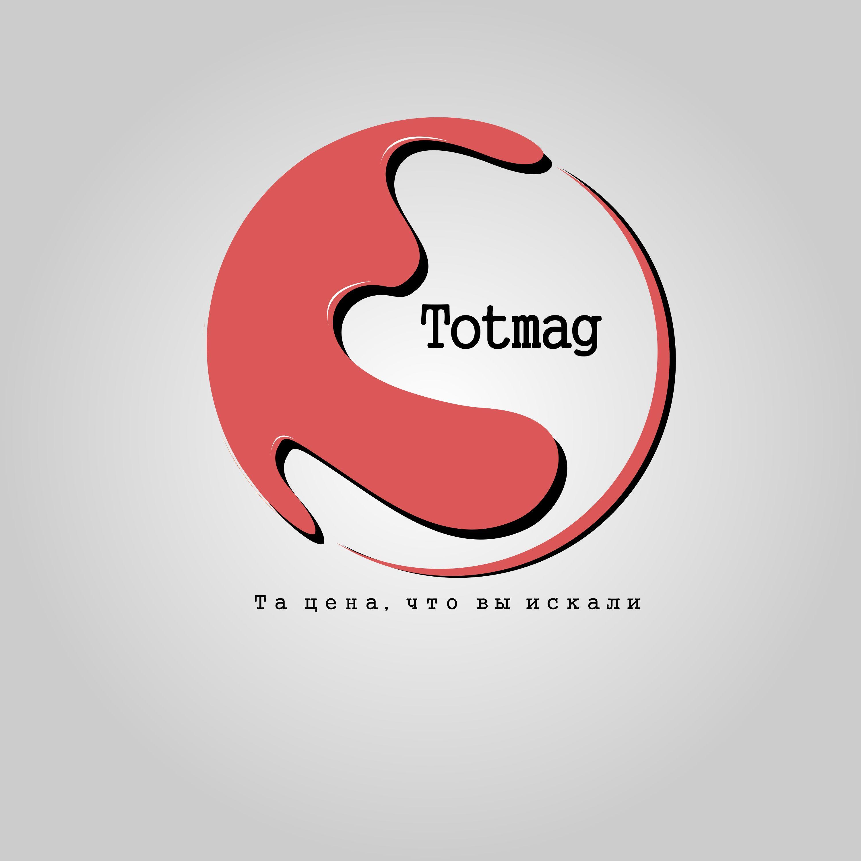 Логотип для интернет магазина totmag.ru - дизайнер Artfoth