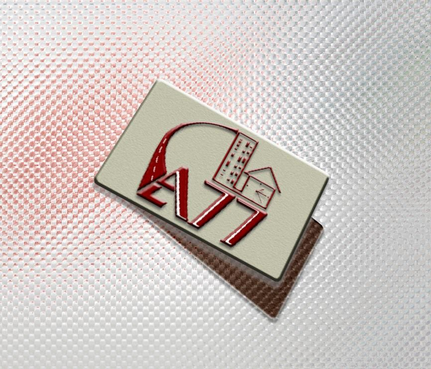 Лого для сайта по коммерческой недвижимости A77.RU - дизайнер GVV