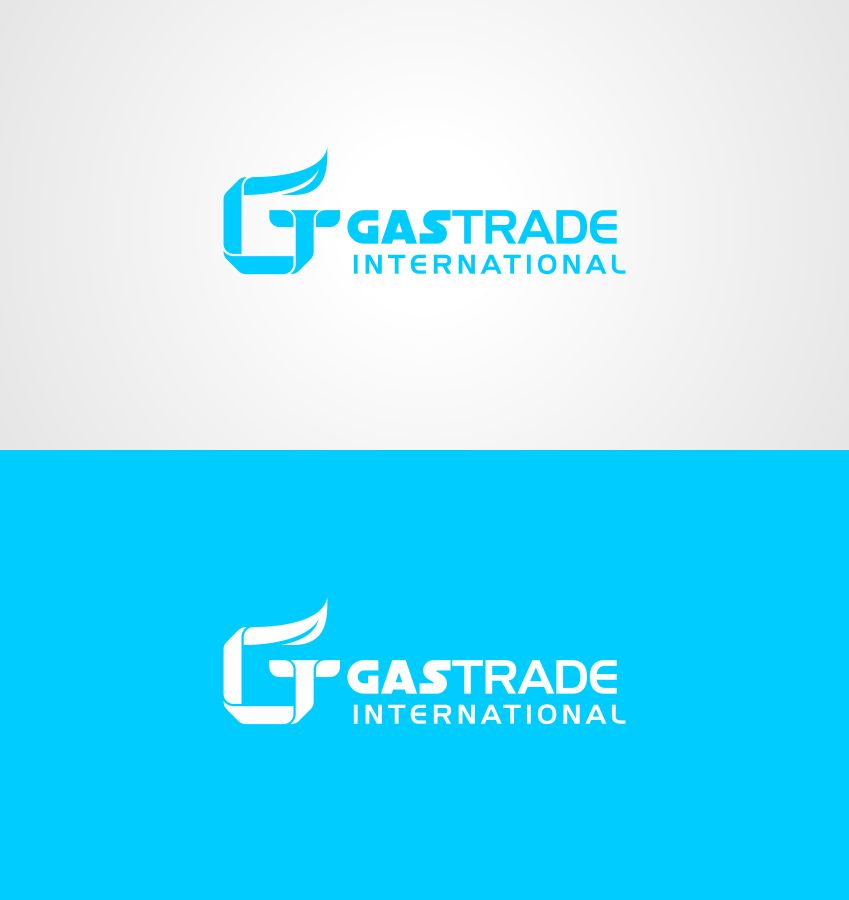 Компания торгующая природным газом - дизайнер robert3d