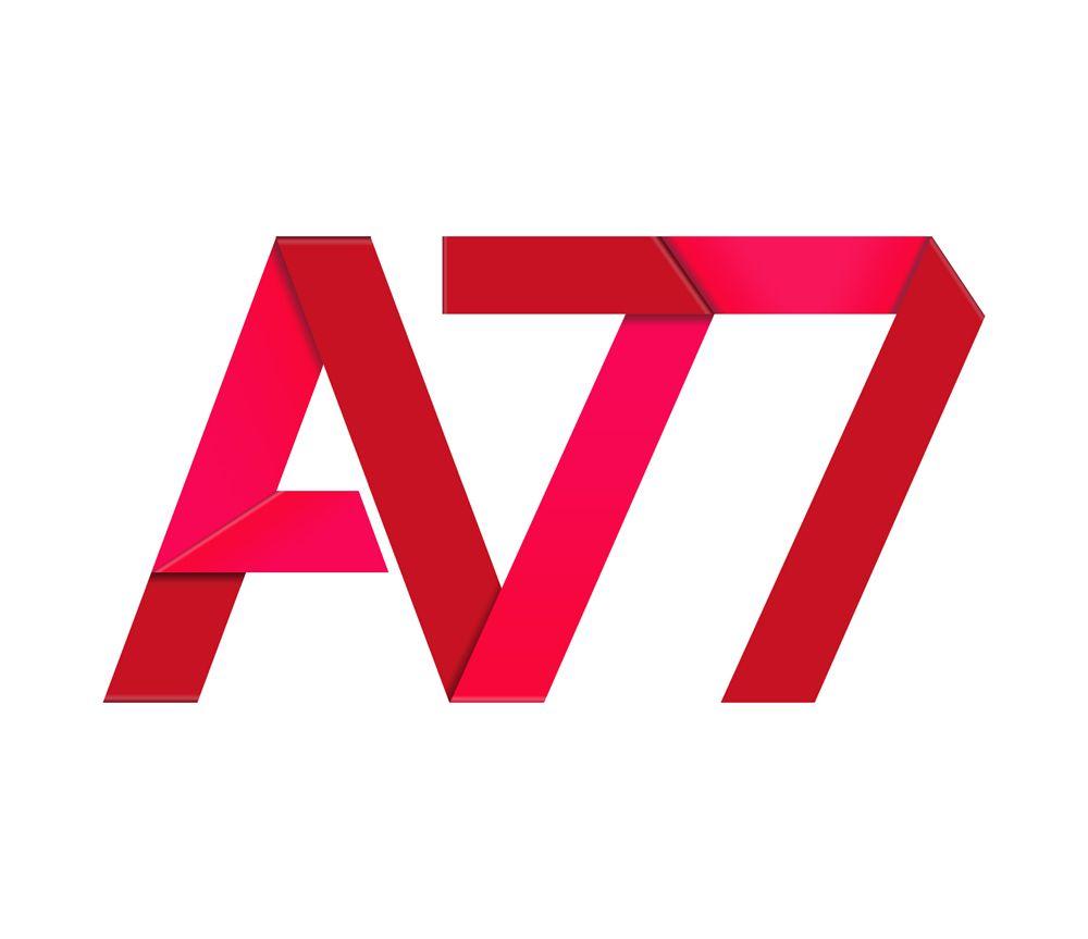 Лого для сайта по коммерческой недвижимости A77.RU - дизайнер Gett