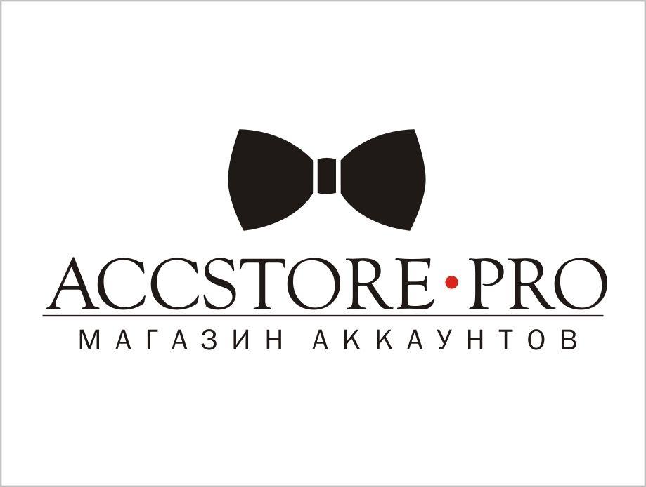 Логотип для магазина аккаунтов - дизайнер varchik