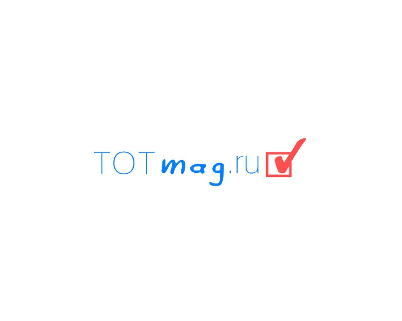 Логотип для интернет магазина totmag.ru - дизайнер BeSSpaloFF