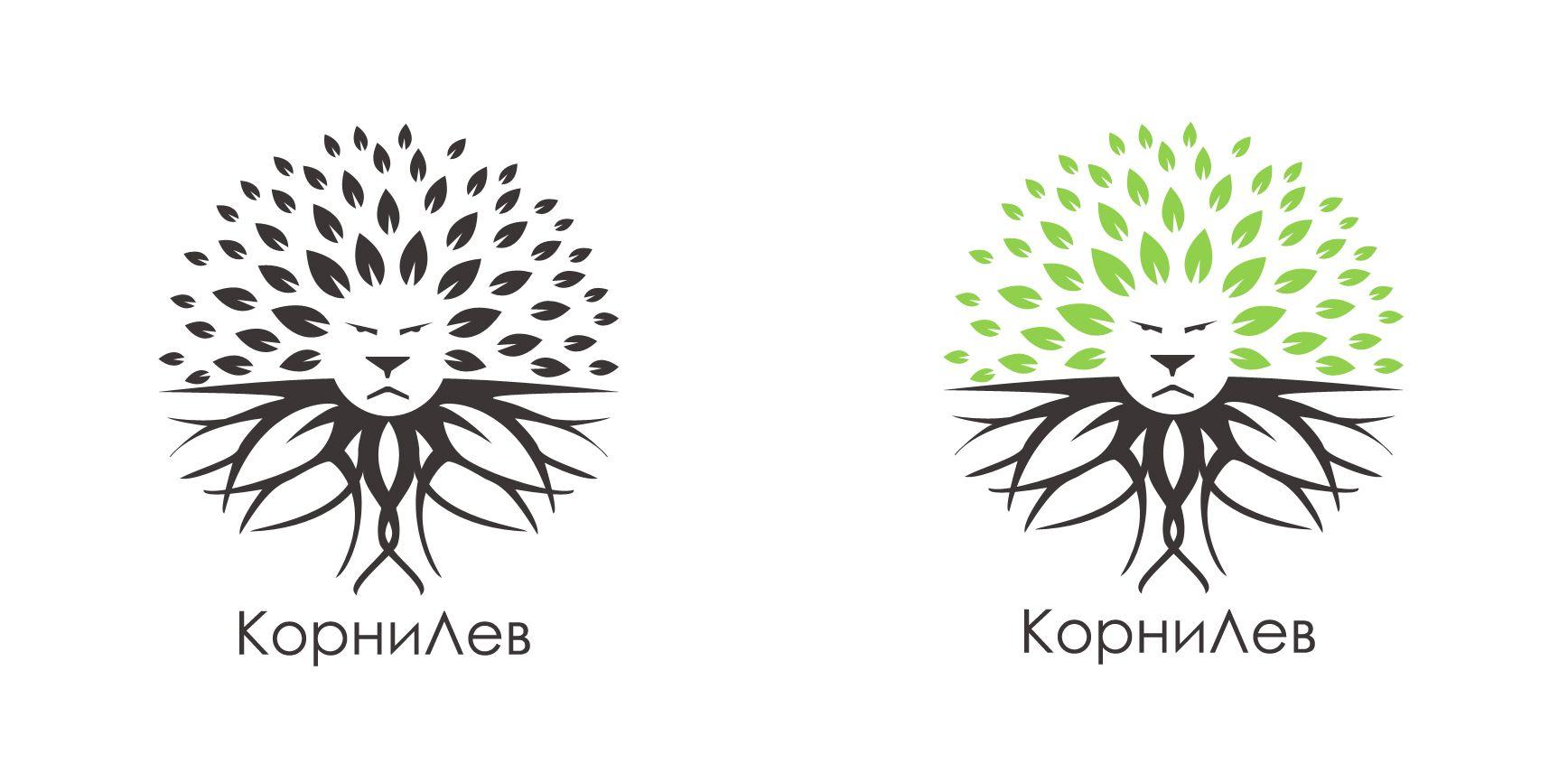 Логотип для компании КорниЛев - дизайнер Kapitane