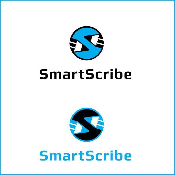 Лого, визитка и шаблон презентации для SmartScribe - дизайнер Massover