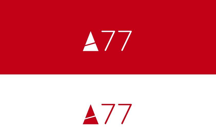 Лого для сайта по коммерческой недвижимости A77.RU - дизайнер screaminsky