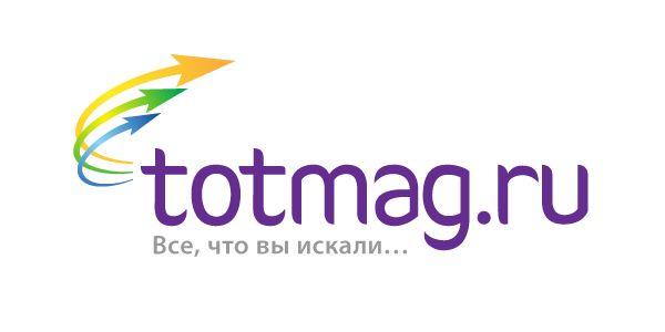 Логотип для интернет магазина totmag.ru - дизайнер drobinkin