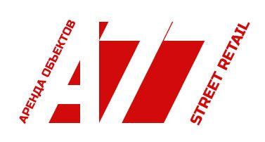 Лого для сайта по коммерческой недвижимости A77.RU - дизайнер ProfitPage