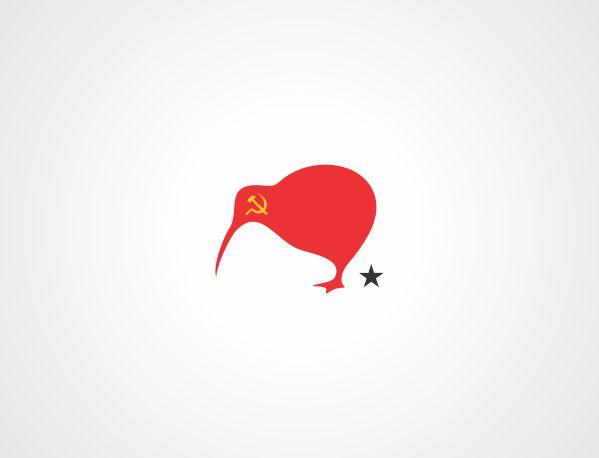 Логотип форума русских эмигрантов в Новой Зеландии - дизайнер 1540
