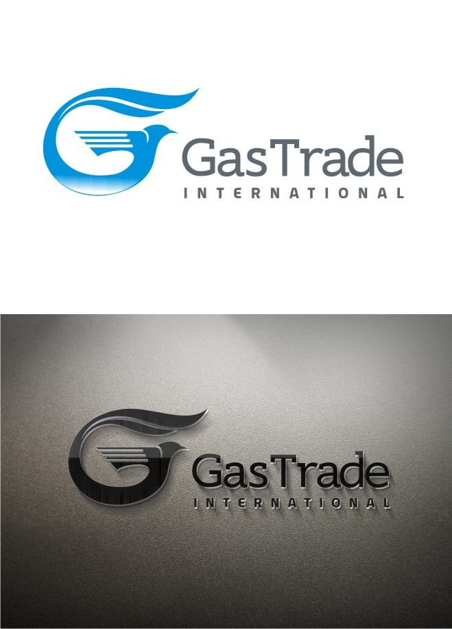 Компания торгующая природным газом - дизайнер Olegik882