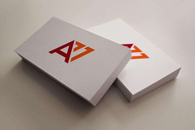 Лого для сайта по коммерческой недвижимости A77.RU - дизайнер drobinkin