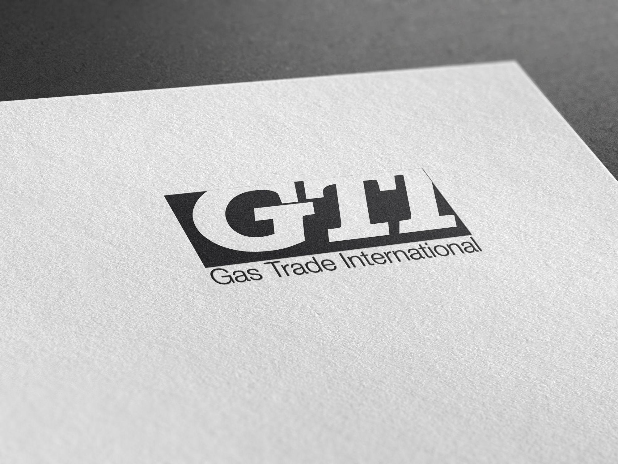 Компания торгующая природным газом - дизайнер YuliyaYu