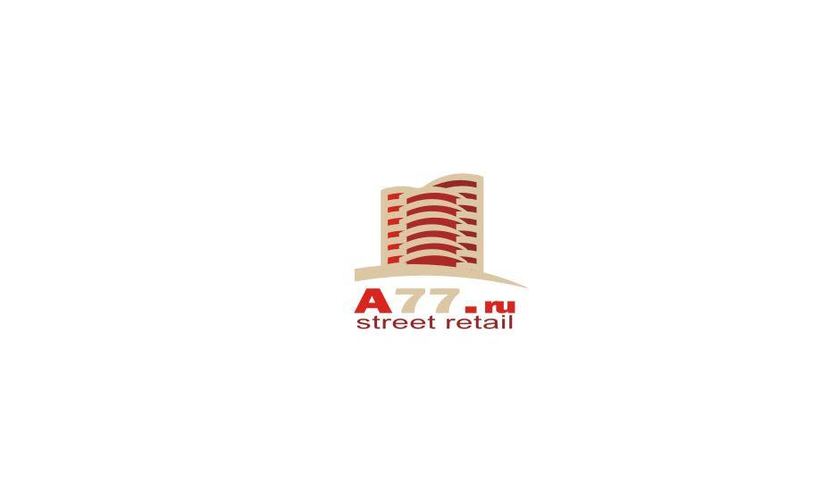 Лого для сайта по коммерческой недвижимости A77.RU - дизайнер ABN