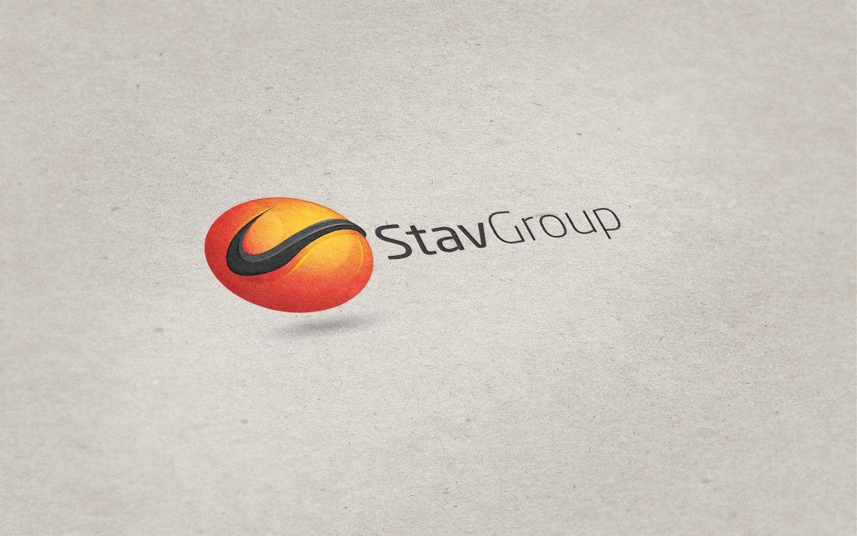Лого и фирменный стиль для STAVGROUP - дизайнер seriksx
