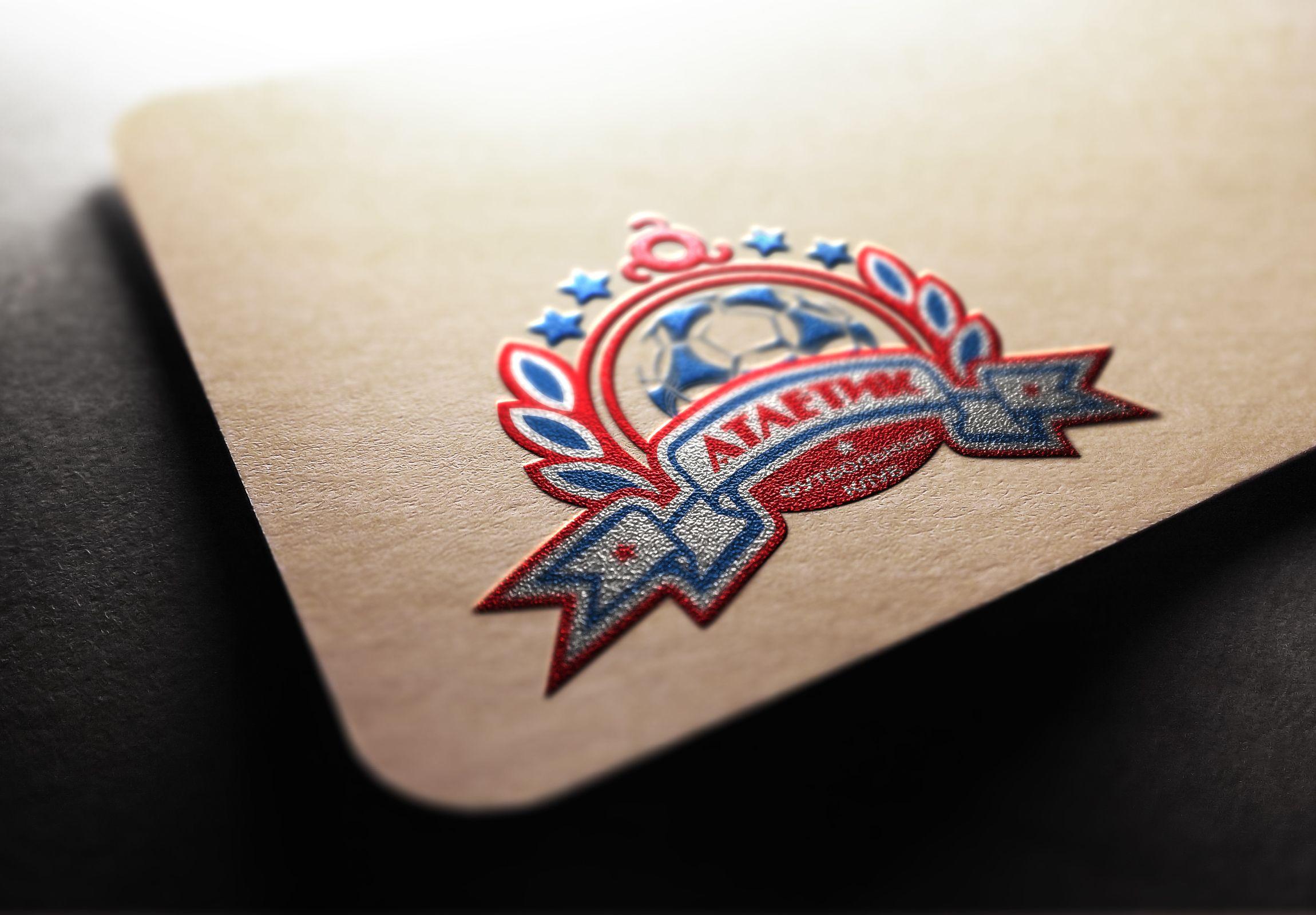 Логотип для Футбольного клуба  - дизайнер Stan_9