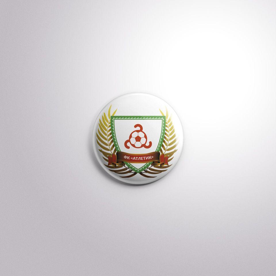 Логотип для Футбольного клуба  - дизайнер path
