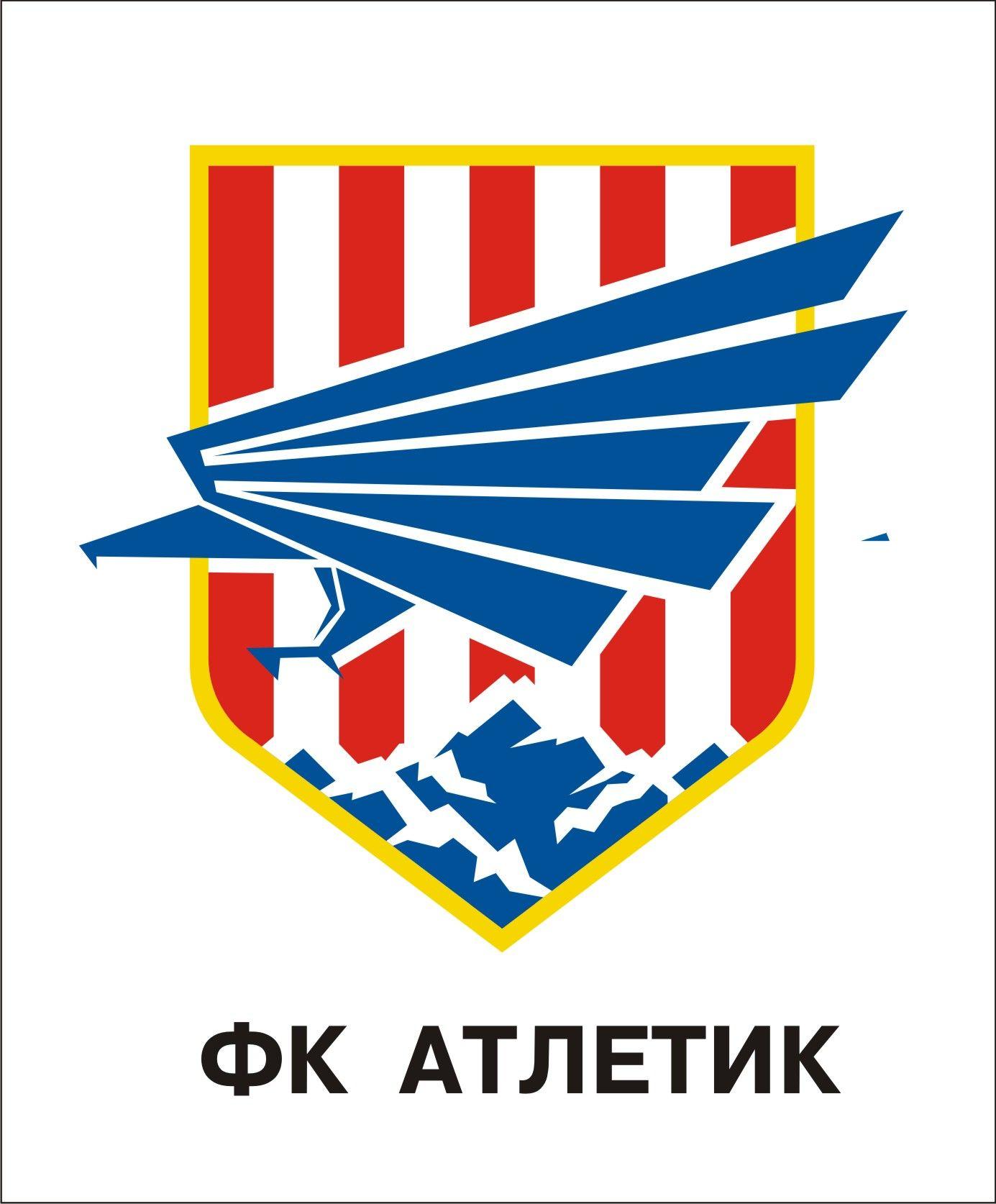 Логотип для Футбольного клуба  - дизайнер salavat_staff