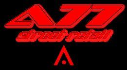 Лого для сайта по коммерческой недвижимости A77.RU - дизайнер Askar24