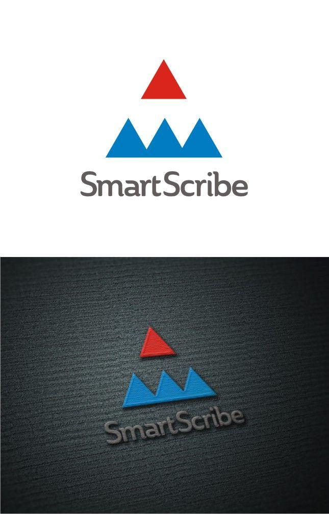 Лого, визитка и шаблон презентации для SmartScribe - дизайнер Olegik882
